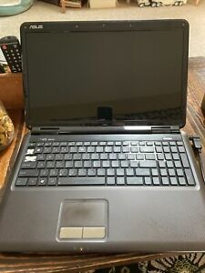 ASUS K601 T4400 2.20ghz 4GB RAM Needs New Keyboard / Works But For Parts/Repair