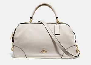 Coach Lane Satchel. New With Tags. Genuine. Retail $395