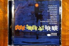 Groove + Smooth + Jazz = Blue Note (2001) CD Australia, Very Good - 724353041625