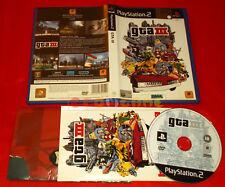 GTA III 3 Ps2 Grand Theft Auto Versione Italiana 1ª Edizione ○ COMPLETO