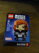 Lego Brick Headz Black Widow 7-#41591-143 Pcs.-Smoke-free/Pet-free- New