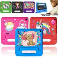 Kids ShockProof Handle Cover Stand Case EVA Foam For 7 / HD 8 Amazon Fire Tablet