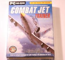 Addestratore Jet da combattimento per simulatore di volo 2000/2002 Nuovo e Sigillato (TLK-39C&L-39ZA)