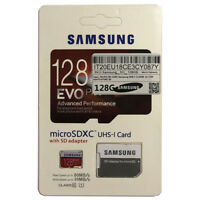 128 GB Memoria TransFLash TF Micro SD Scheda Samsung EVO plus SDHC SDXC Card