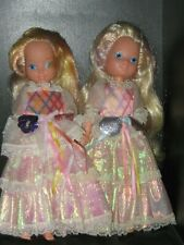 LADY LOVELY LOCKS DOLL w/ dress MATTEL TCFC - U Pick Light or Dark Pixie Petals