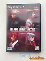 THE KING OF FIGHTERS 2002 Sony Playstation2 PS2 JAPAN Ref: 315169