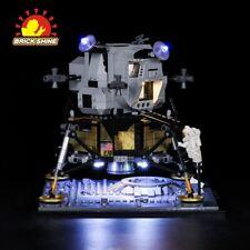 Led Light Kit for Lego NASA Apollo 11 Lunar Lander 10266(100% Rating Seller)