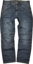 Timezone Herren Worker Jeans Comfort Cesare blau 3315 Jeanshose Denim Hose