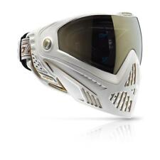 New Dye I5 Thermal Paintball Goggle Goggles Mask - White/Gold