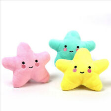 Pet Dog Puppy Toys Star Small Plush Sound Toy Dogs Chewing Soft LI