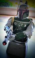 Star Wars BOBA FETT Electronic Figure Spin Master Talking 7""