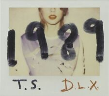 1989 by Taylor Swift D.L.X. CD Oct 2014 Deluxe Edition Target Exclusive NEW