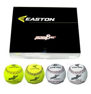 Easton Incrediball Softtouch/Softstich Baseball/Softball Various Size/Qty