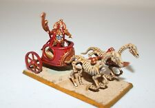 Warhammer Fantasy Tomb Kings Tomb King on Chariot Well Painted
