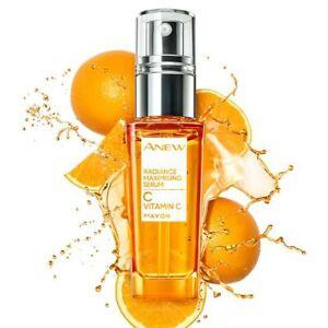 Avon Anew Vitamin C Radiance Maximising Serum 30ml NEW PACKAGING