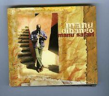 2 CDs (NEW) MANU DIBANGO MANU SAFARI