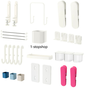Ikea SKADIS Pegboards & Accessories For Kitchen Office Work Organizer FAST POST