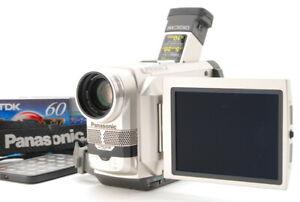 Excellent+5 Panasonic VW-PDS20 Vintage Digital Comcorder Video Camera From Japan