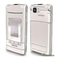ORIGINAL Nokia N76 Silver White 100% UNLOCKED N 76 Smartphone GSM Warranty FREE