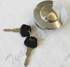 ROYAL ENFIELD Moto Bouchon de réservoir d'essence pit dirt Verrou avec Jeu clés