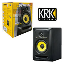 "KRK RP5G3-NA ROKIT 5 50W 5"" inch Powered Studio Monitor 816654003386"