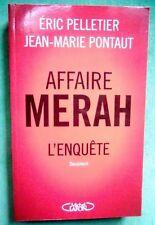 AFFAIRE MERAH L'ENQUETE ERIC PELLETIER J M PONTAUT 2012 ATTENTATS TOULOUSE