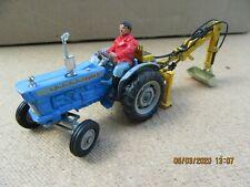 BRITAINS / CORGI ! ?  Ford Super Major Tractor with Digger attachment.