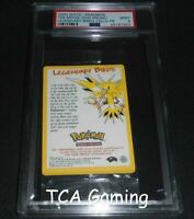 PSA 9 MINT Legendary Birds SEALED Black Star Promo (UK VERSION) Pokemon Card