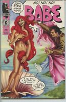 Babe 1994 series # 1 near mint comic book