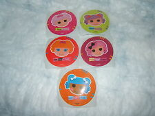 5-Lalaloopsy   Stickers Party Favors