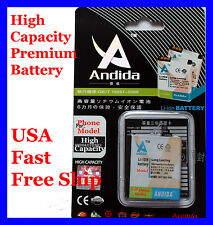 Battery for Samsung Galaxy S2 LTE i727 Skyrocket 2250mAh Extended Slim