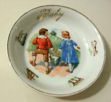 Gold Porcelain Dinnerware for Children & White Porcelain Dinnerware for Children | eBay