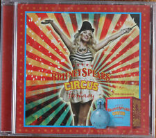 BRITNEY SPEARS - CIRCUS FANTASY limited edition cd NEW