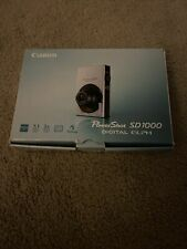 Canon PowerShot Digital ELPH SD1000 7.1MP Digital Camera