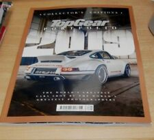 BBC Top Gear magazine Collector's Editions Portfolio 2019 Greatest Cars by