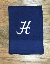 Monogrammed Hand Towel - Personalized Hand Towels - Initial Towel - Guest Towel