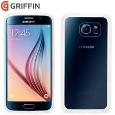 Genuine Griffin Reveal Case for Samsung Galaxy S6 in Clear/White GB41393