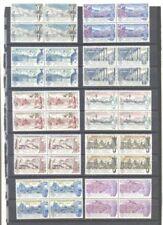 Briefmarken aus Tschechien & der Tschechoslowakei mit Architektur-Motiv als Satz