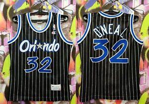 ORLANDO MAGIC SHAQUILLE O'NEAL #32 CHAMPION NBA BASKETBALL JERSEY VINTAGE MENS S