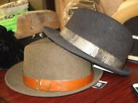 Kangol Origin Arnold Fedora-2 Colors-Large-NWT