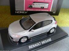 1/43 Norev Renault Megane berline silber 517629