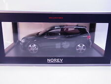 64419 Norev 188502 VW Golf VI GTI 2009 schwarz Modellauto 1:18 NEU in OVP