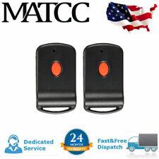 2x Remote Garage Door Transmitter For MultiCode 3060 300MHz 3089 4120 Linear US