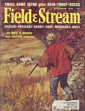 9/1965 Field and Stream Magazine
