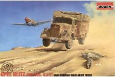 RODEN 710 1/72 Opel Blitz (Kfz. 305, 4 x 2) WWII German Main Army Truck