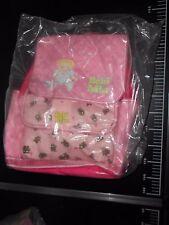 Baby Mia Gig rare Sacca Spalla Zaino Borsa Vintage  Bag
