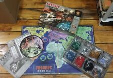 Risk 2210 A.D. (Board Game) war strategy classic space moon version Avalon Hill