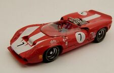 MODEL BEST 9176 - LOLA T70 SPIDER RIVERSIDE 1966 N°7 - 1/43