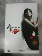 """HOT TOYS BIOHAZARD RESIDENT EVIL VGM16: Ada Wong Comme neuf IN BOX 1/6TH 12"""" figure"""
