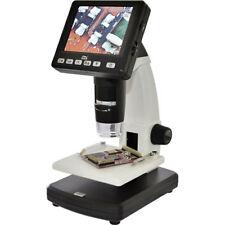 Dnt Digimicro Lab5.0 Microscopio Digital Usb Y Monitor 20x-200x, 500x